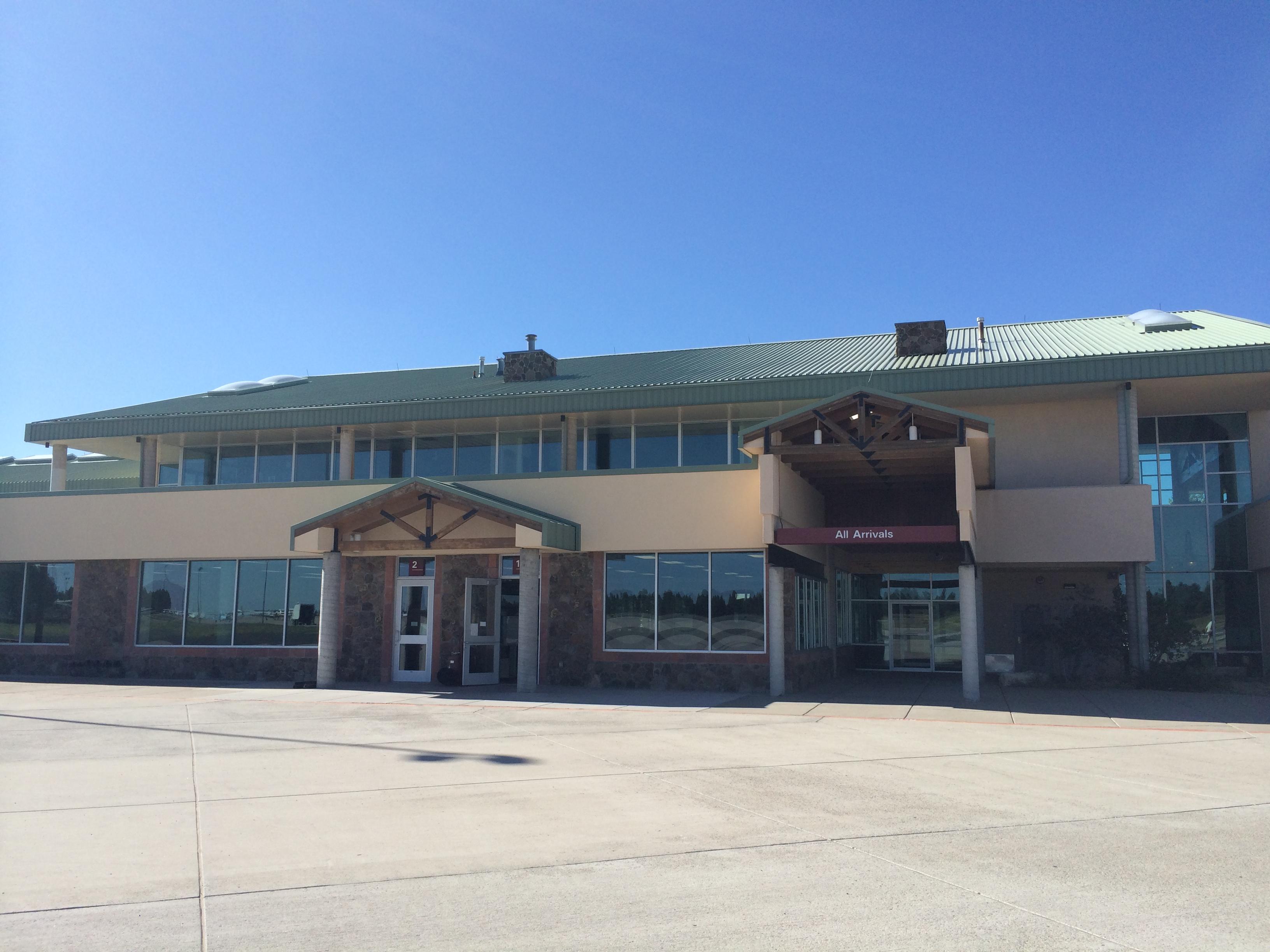 Photo of FLG terminal