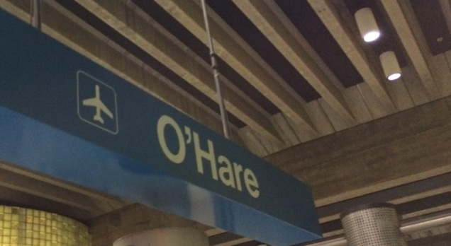 OHare Sign