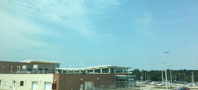 Photo of Peoria's airport