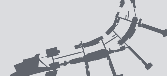 Terminal silhouette of PHL (Philadelphia)