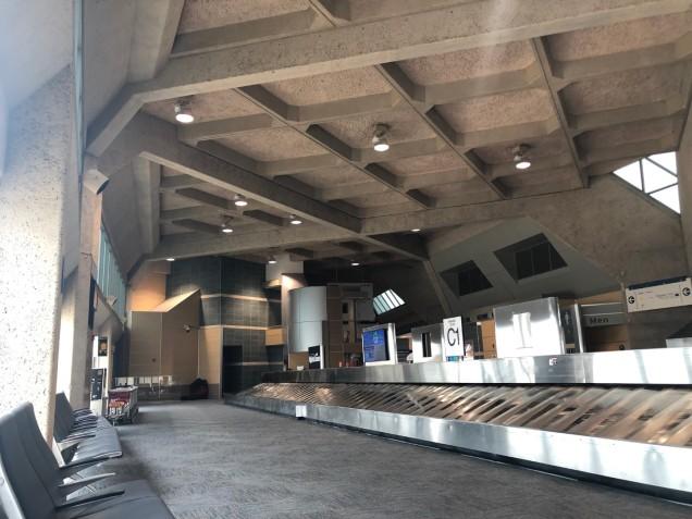Interior of Terminal C